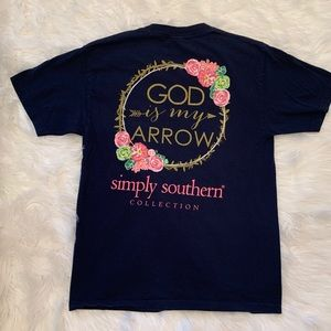 Simply southern inspirational T-shirt